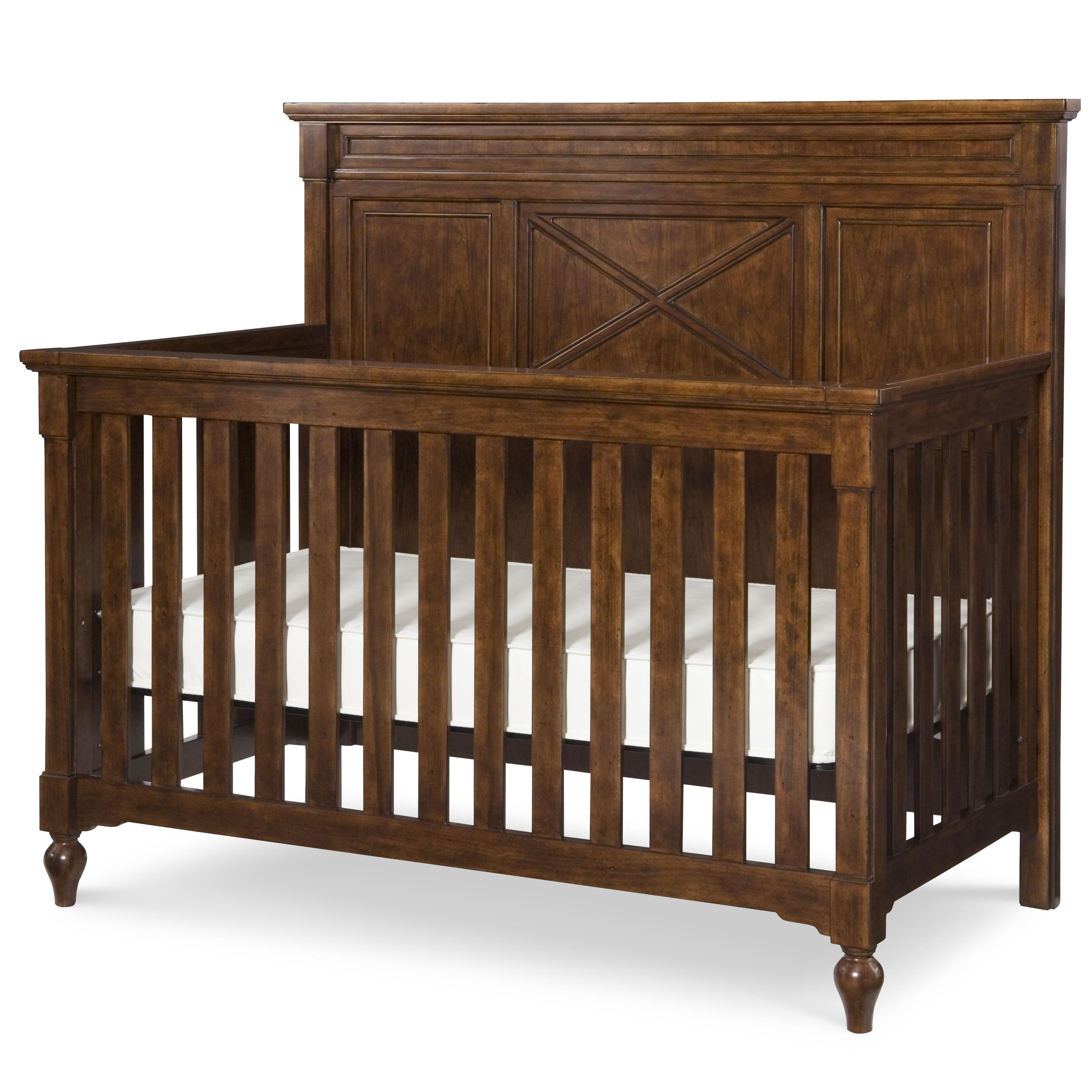 Legacy Classic Kids Big Sur by Wendy Bellissimo Grow with Me Crib - Item Number: 4920-8900+20+30