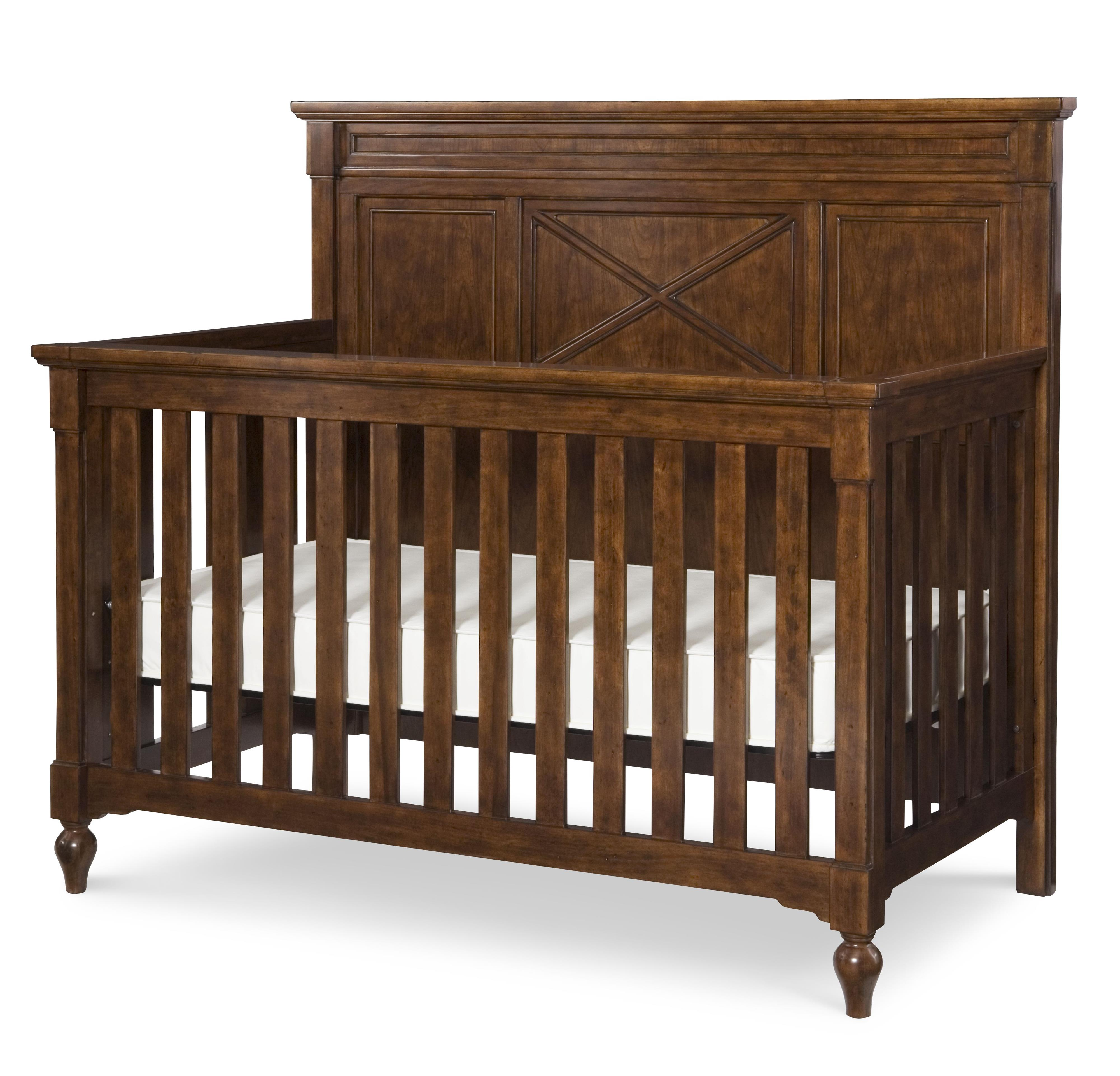 Legacy Classic Kids Big Sur by Wendy Bellissimo Grow with Me Crib - Item Number: 4920-8900+20