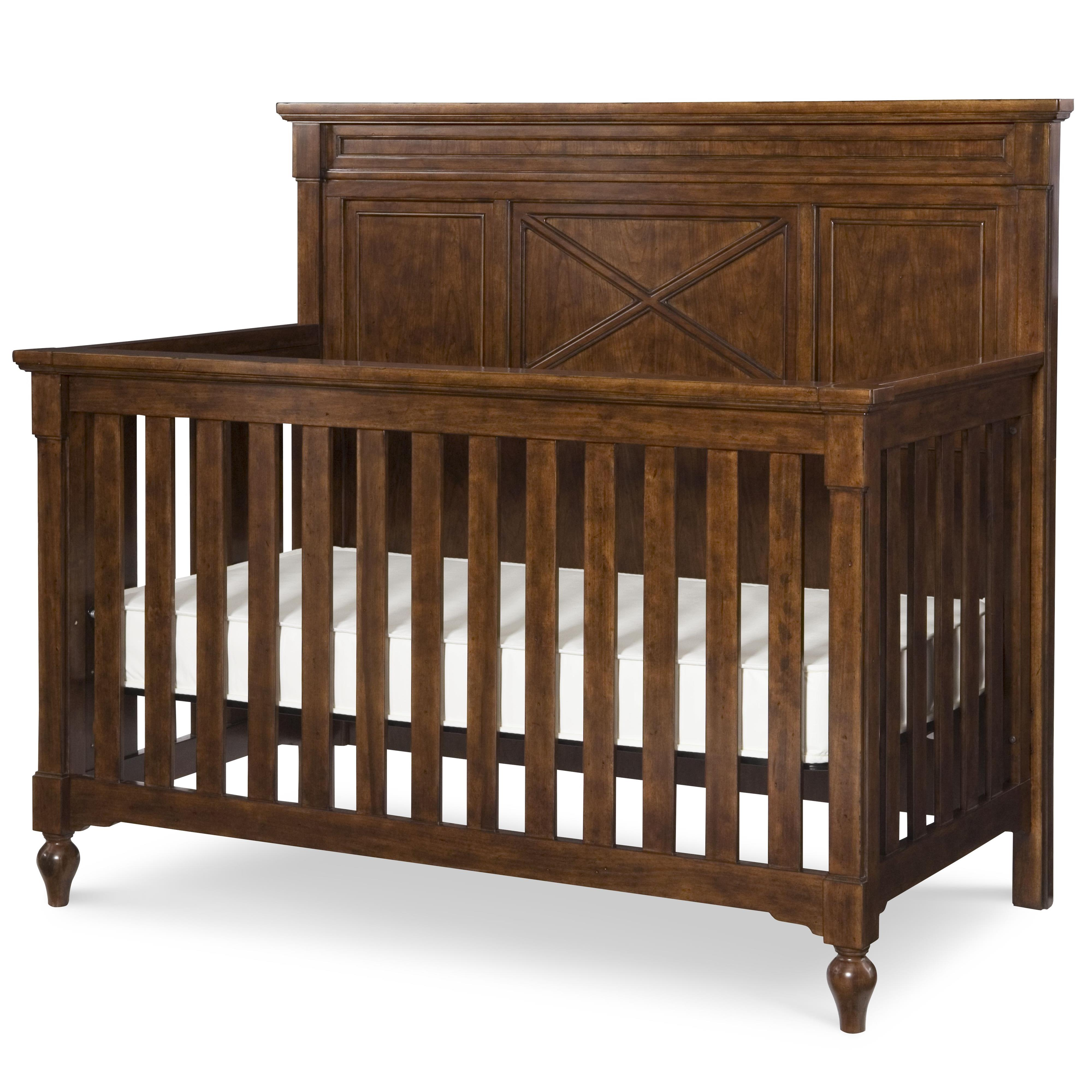 Legacy Classic Kids Big Sur by Wendy Bellissimo Grow With Me Convertible Crib  - Item Number: 4920-8900