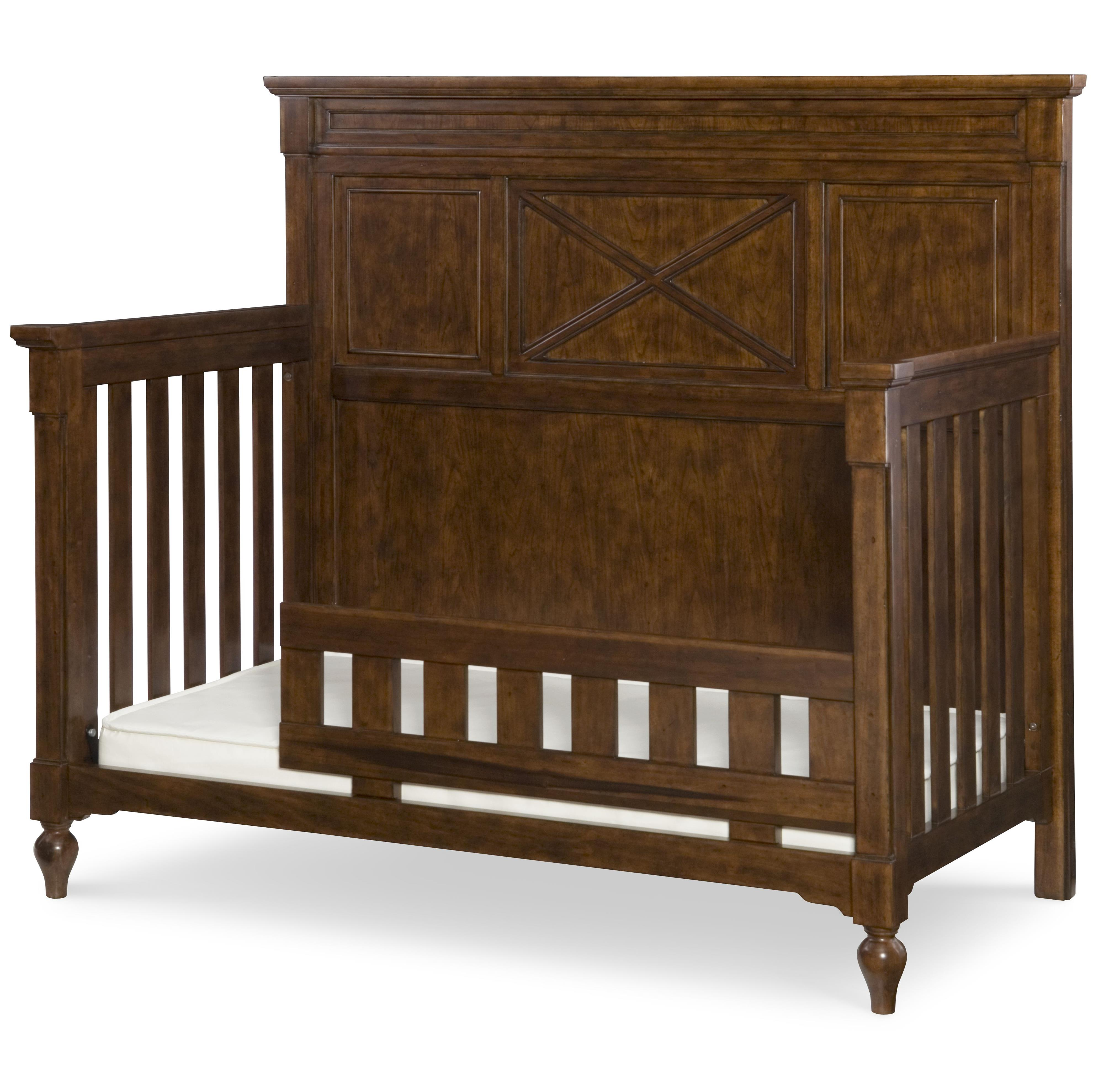 Big Sur By Wendy Bellissimo Grow With Me Convertible Crib By Legacy Classic Kids Wolf Furniture
