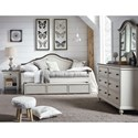 Legacy Classic Kids Brookhaven Youth Twin Bedroom Group - Item Number: 8940 T Bedroom Group 3