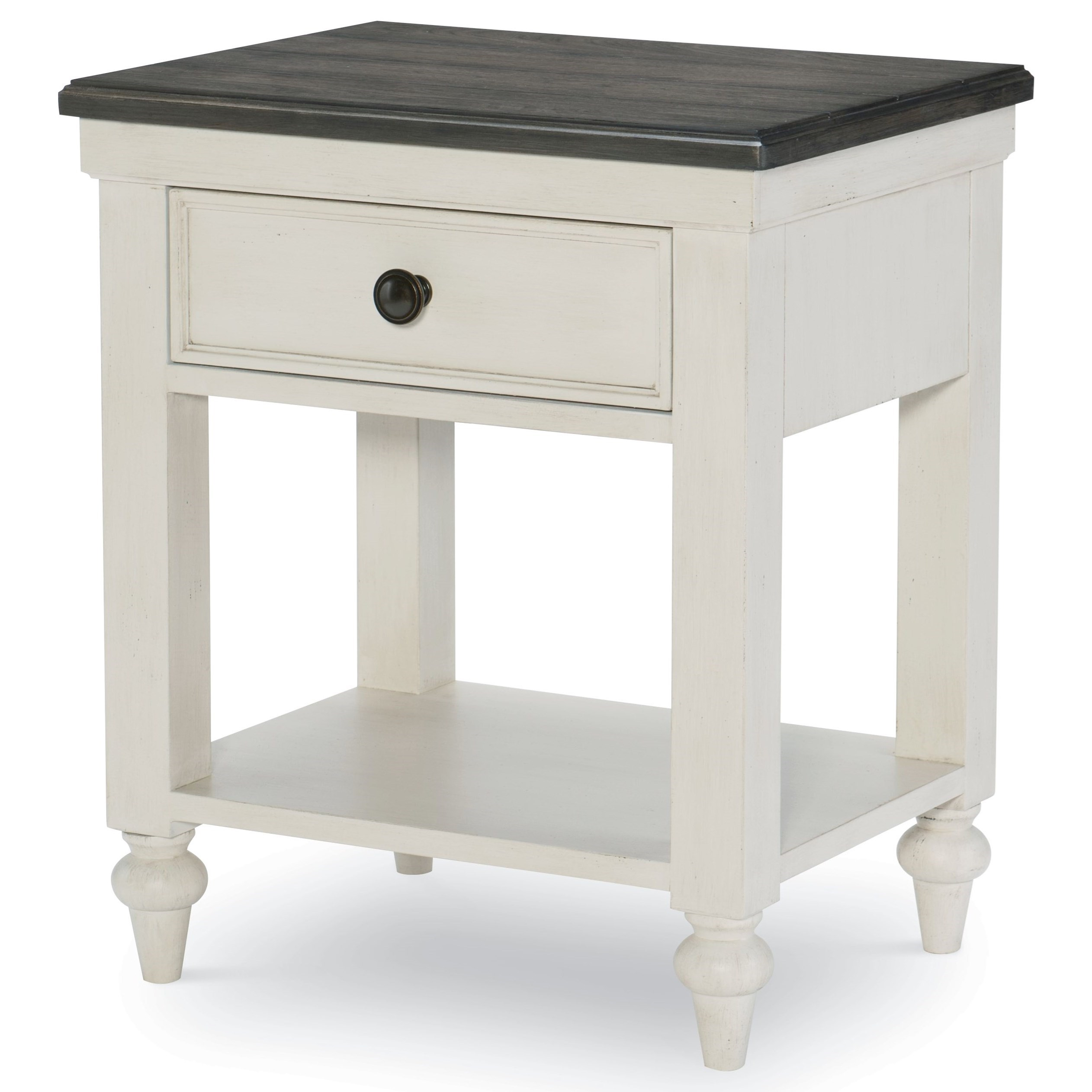 Brookhaven Youth 1-Drawer Nightstand by Legacy Classic Kids at Johnny Janosik