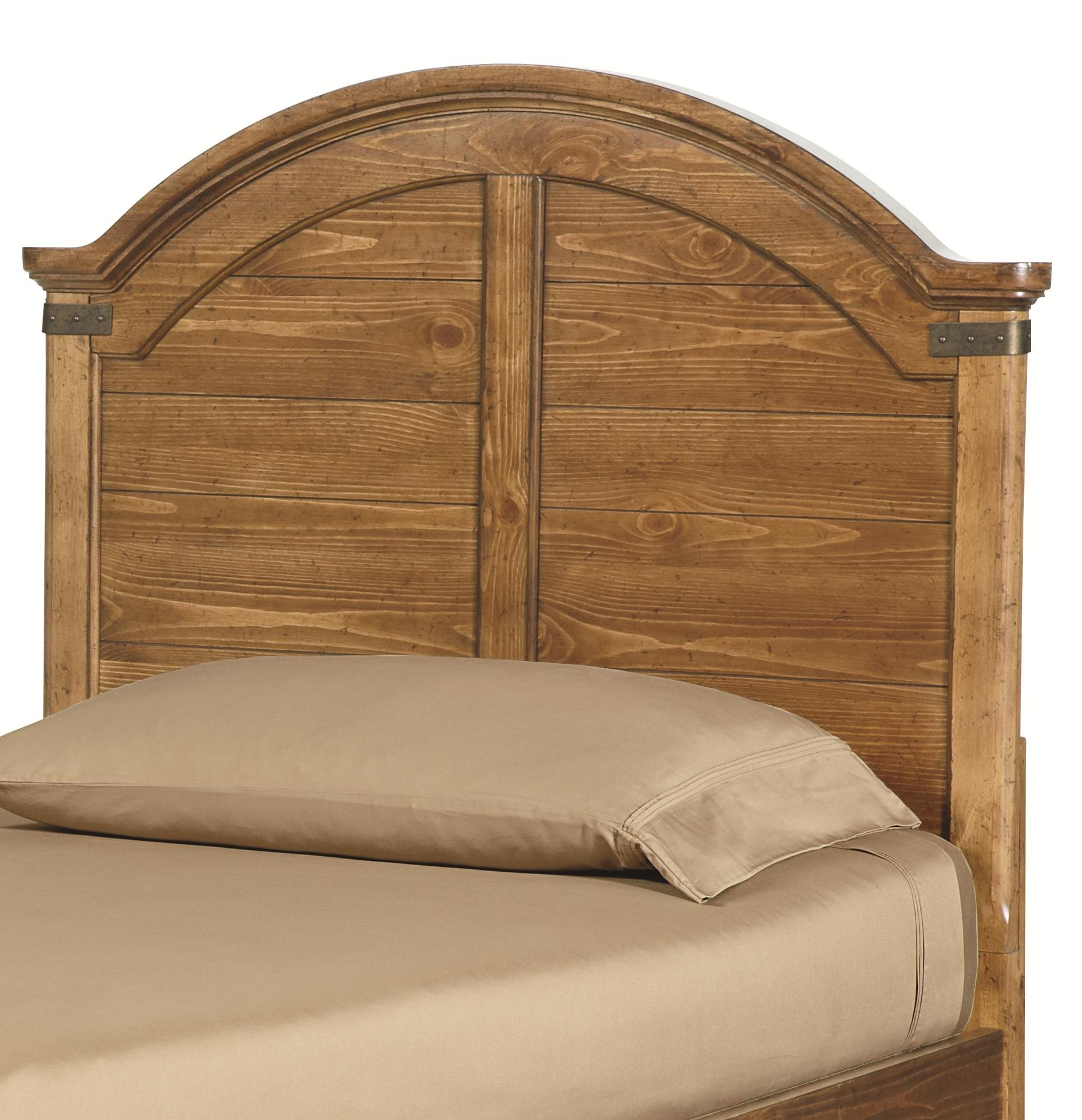 Legacy Classic Kids Bryce Canyon Twin Arched Panel Headboard - Item Number: 3900-4103