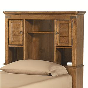 Legacy Classic Kids Bryce Canyon Twin Bookcase Headboard