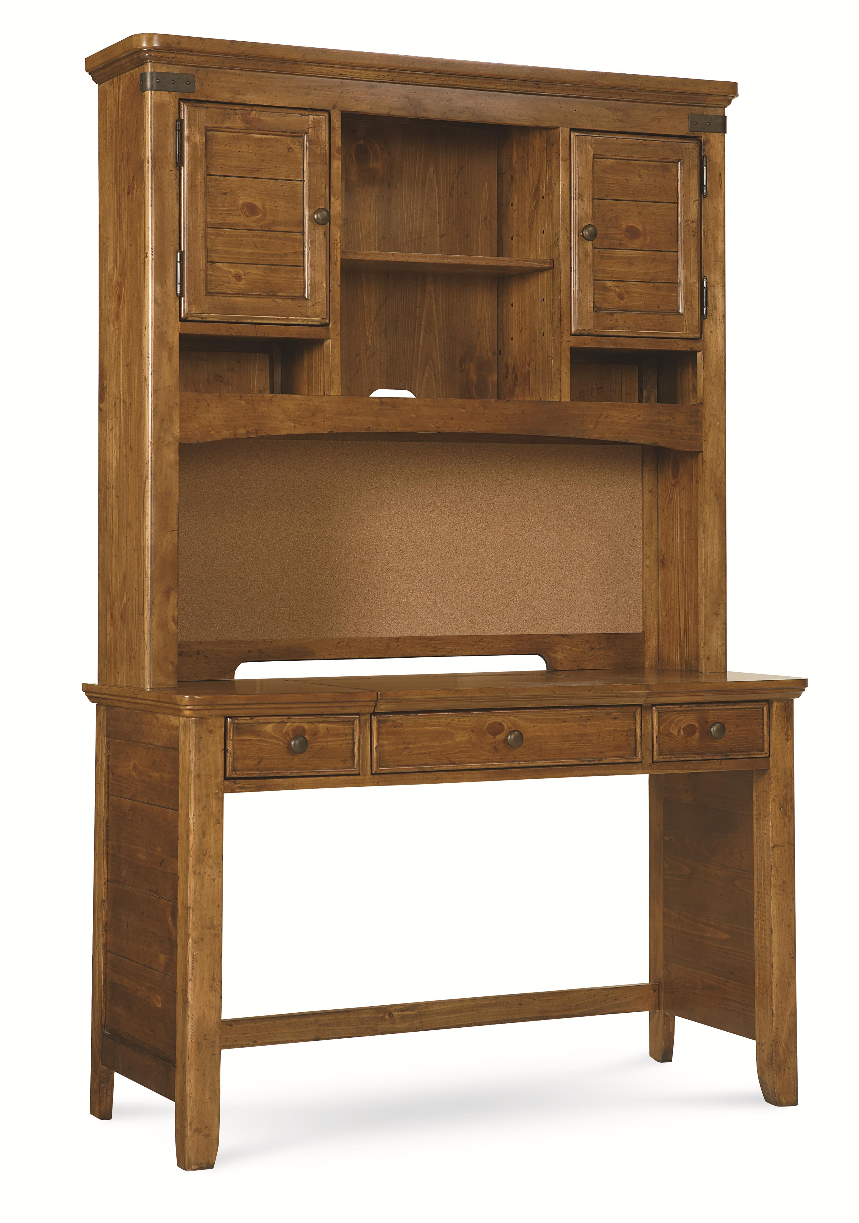 Legacy Classic Kids Bryce Canyon Desk and Hutch - Item Number: 3900-6100+6200