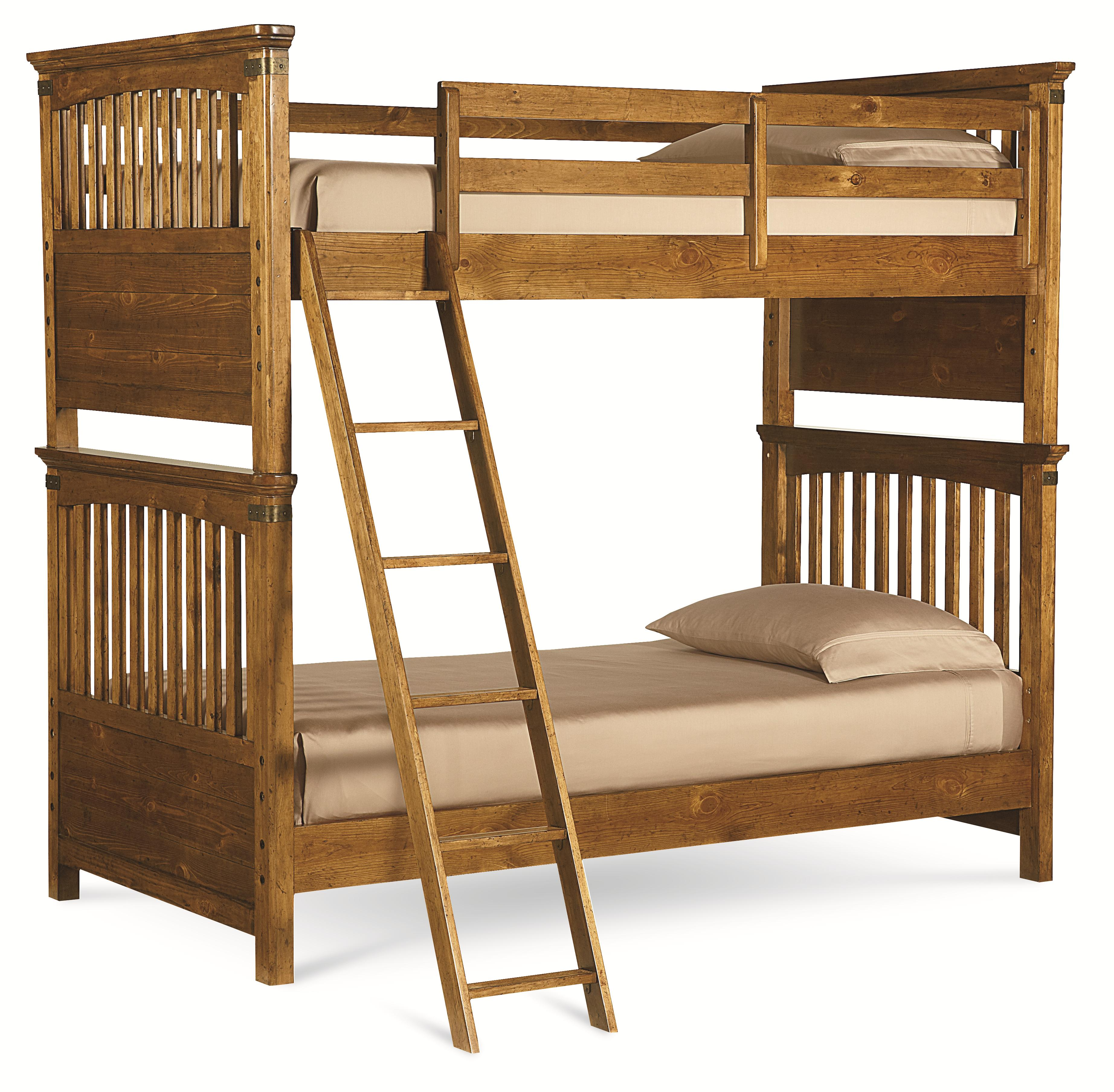 Legacy Classic Kids Bryce Canyon Twin Over Twin Bunk Bed - Item Number: 3900-8110K