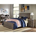 Legacy Classic Kids Bunkhouse Full Bedroom Group - Item Number: 8830 F Bedroom Group 1