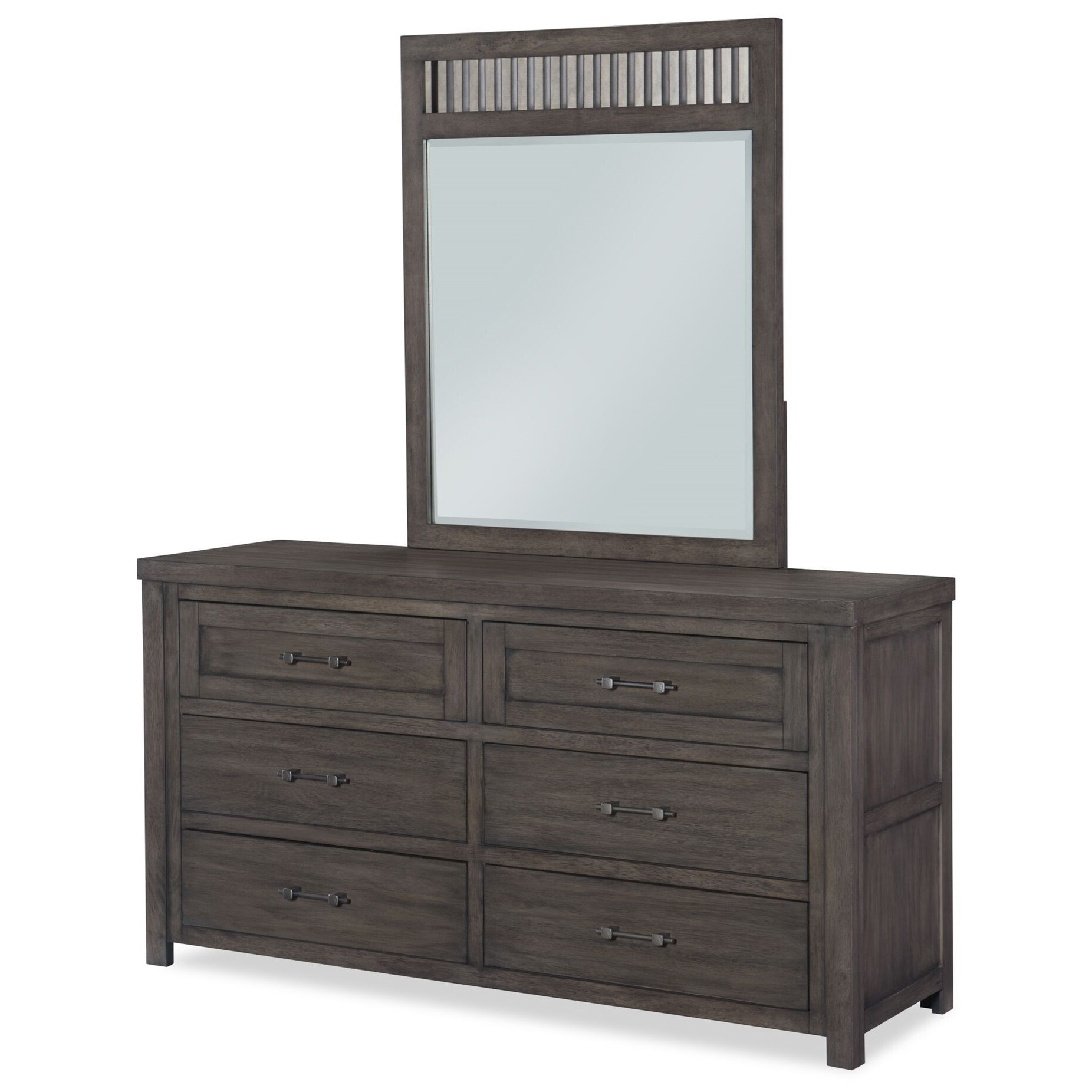Bunkhouse Dresser and Mirror by Legacy Classic Kids at Johnny Janosik