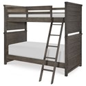 Legacy Classic Kids Bunkhouse Twin over Twin Bunk Bed - Item Number: 8830-8110K