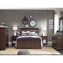 Legacy Classic Kids Canterbury Full Bedroom Group - Item Number: 9814 F Bedroom Group 1