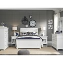 Legacy Classic Kids Canterbury Full Bedroom Group - Item Number: 9815 F Bedroom Group 1