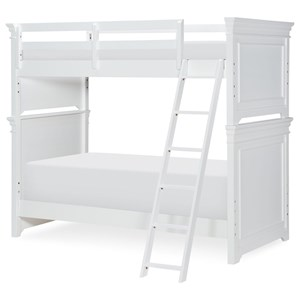 Twin over Twin Bunk