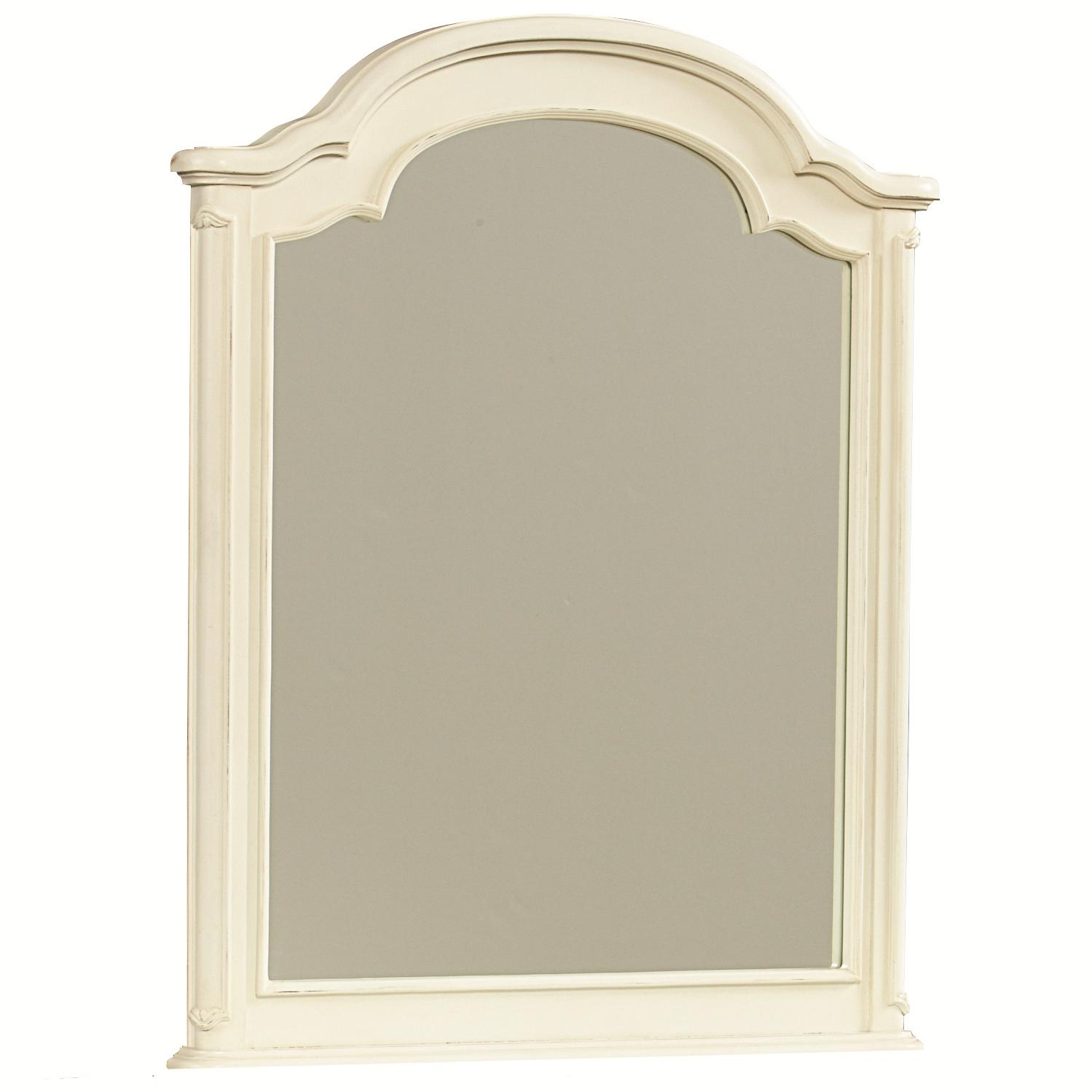 Legacy Classic Kids Charlotte Arched Mirror - Item Number: 3850-0200