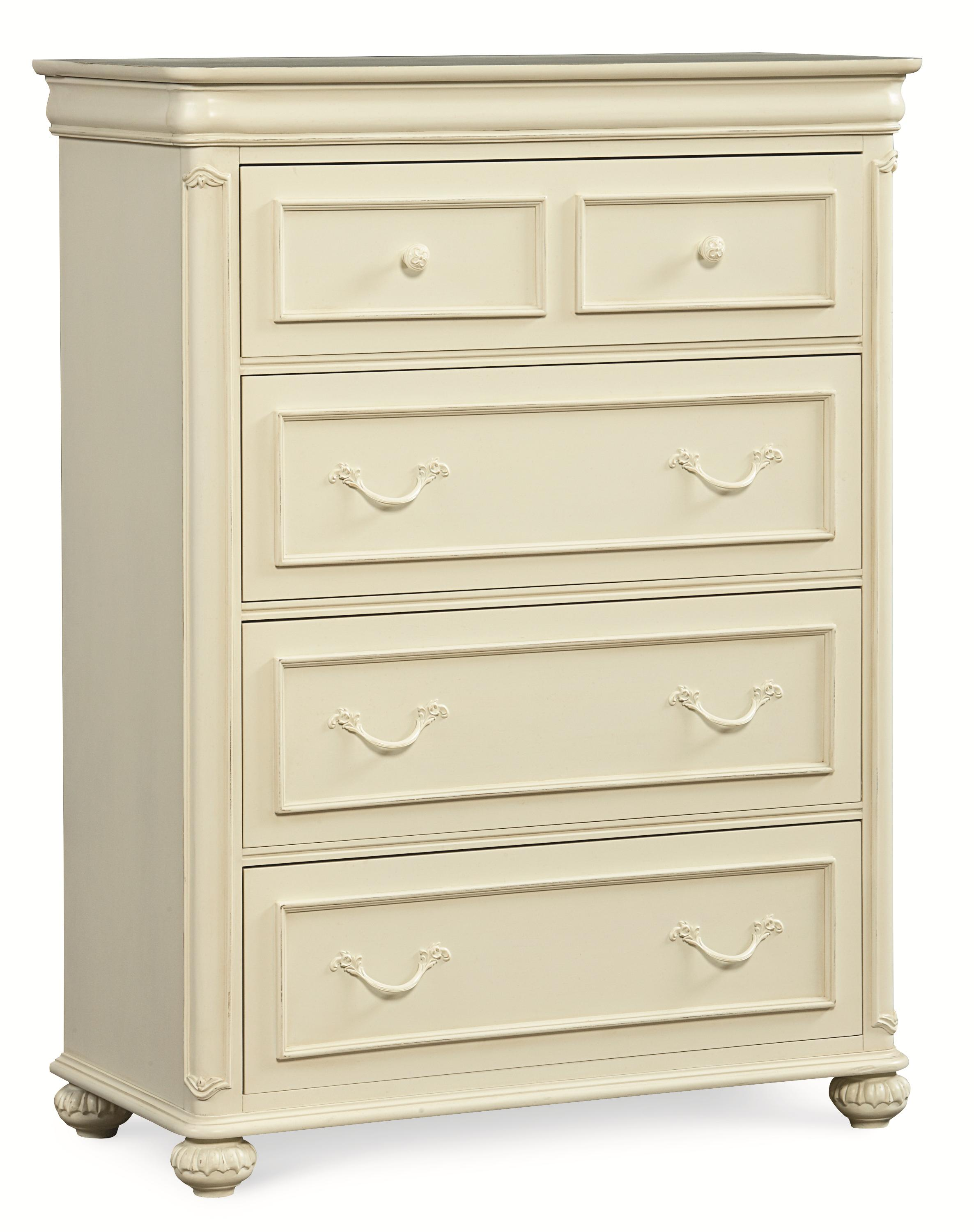 Legacy Classic Kids Charlotte Drawer Chest - Item Number: 3850-2200