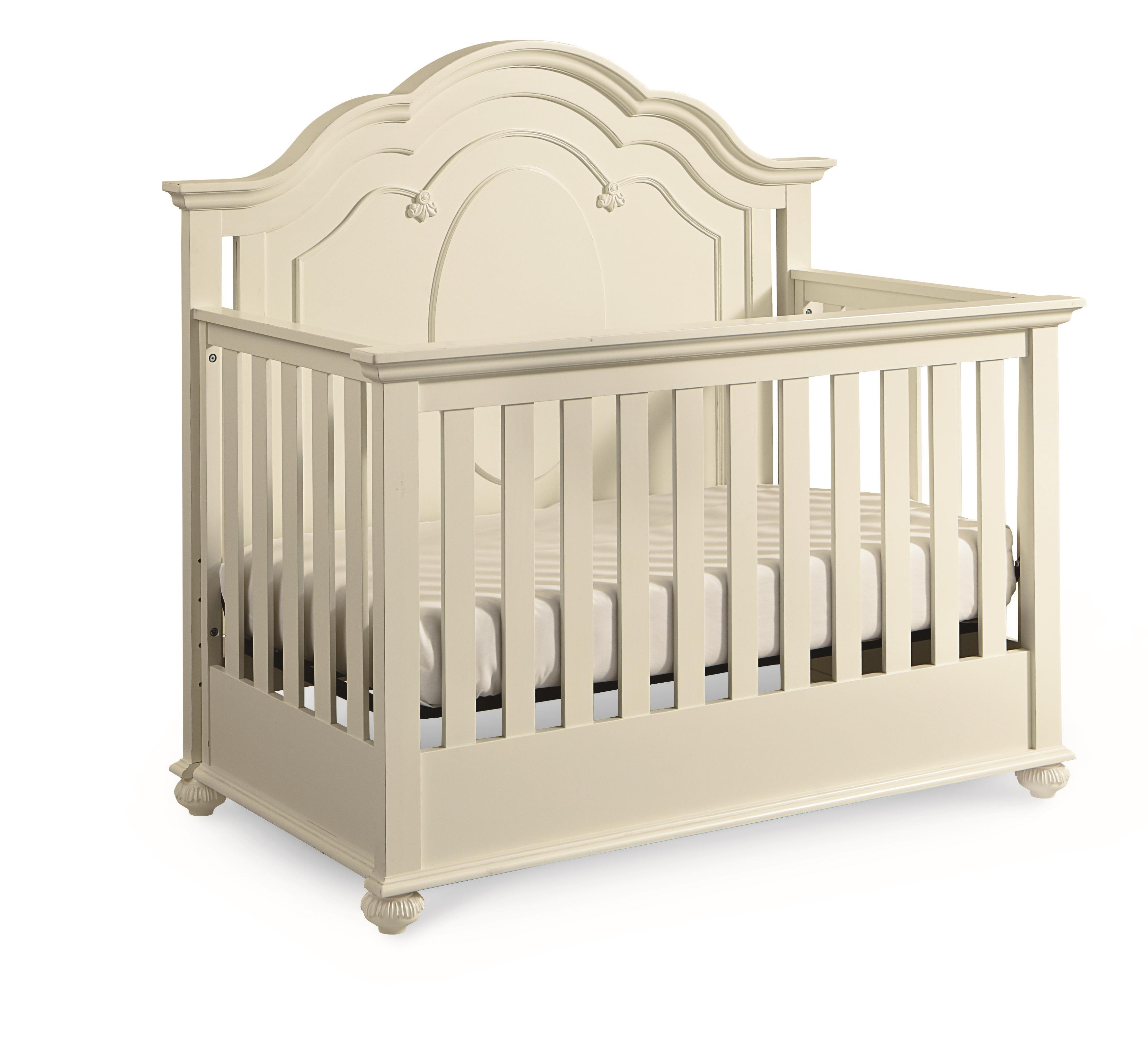 "Legacy Classic Kids Charlotte Complete ""Grow with Me"" Crib Kit - Item Number: 3850-8900+20+30+888-4922"