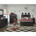 Legacy Classic Kids Crossroads Twin Bedroom Group - Item Number: 7880 T Bedroom Group 1