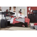 Legacy Classic Kids Crossroads Twin Bedroom Group - Item Number: 7880 T Bedroom Group 3