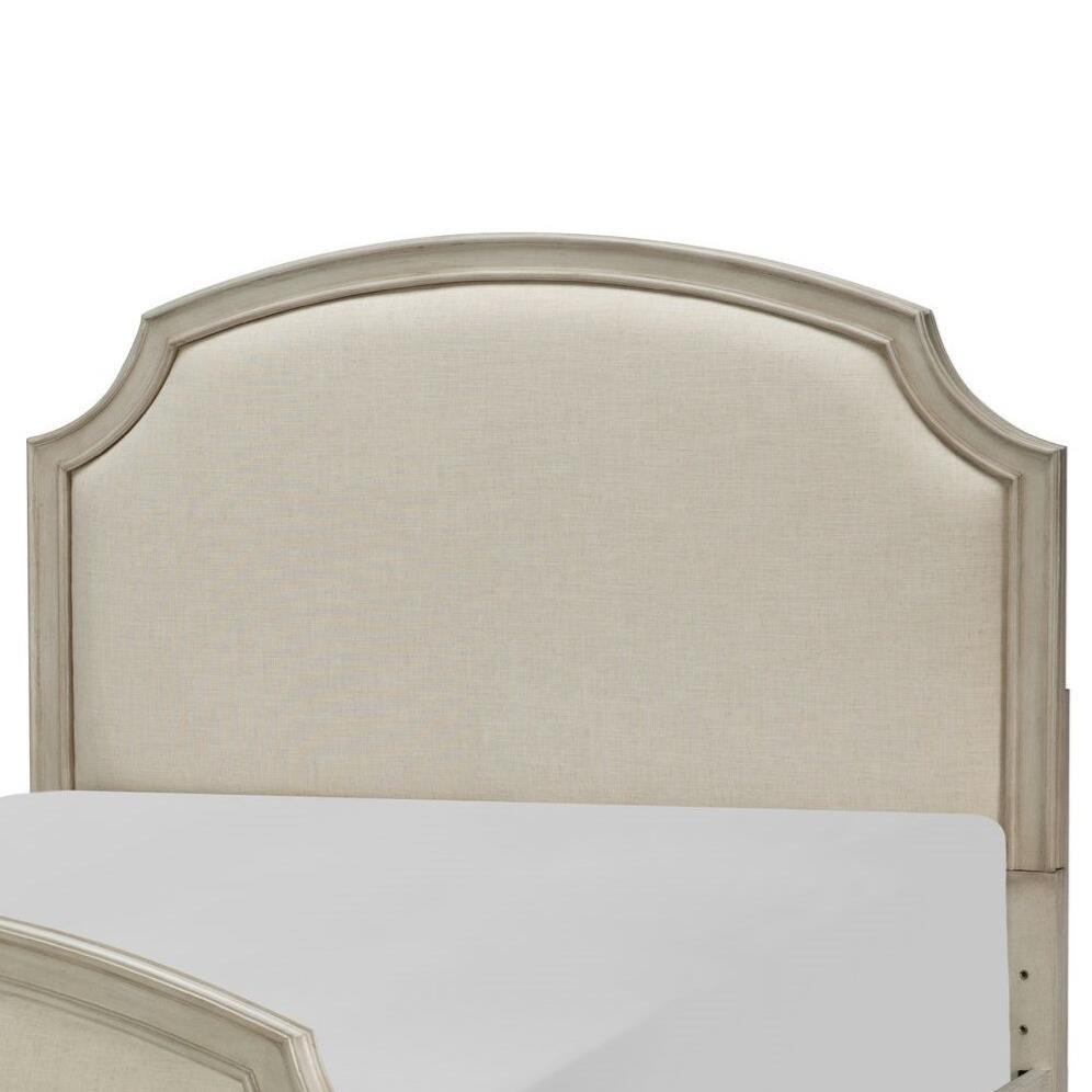 Full Upholstered Panel Headboard