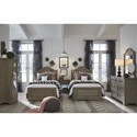 Legacy Classic Kids Farm House Twin Bedroom Group - Item Number: 9950 T Bedroom Group 1