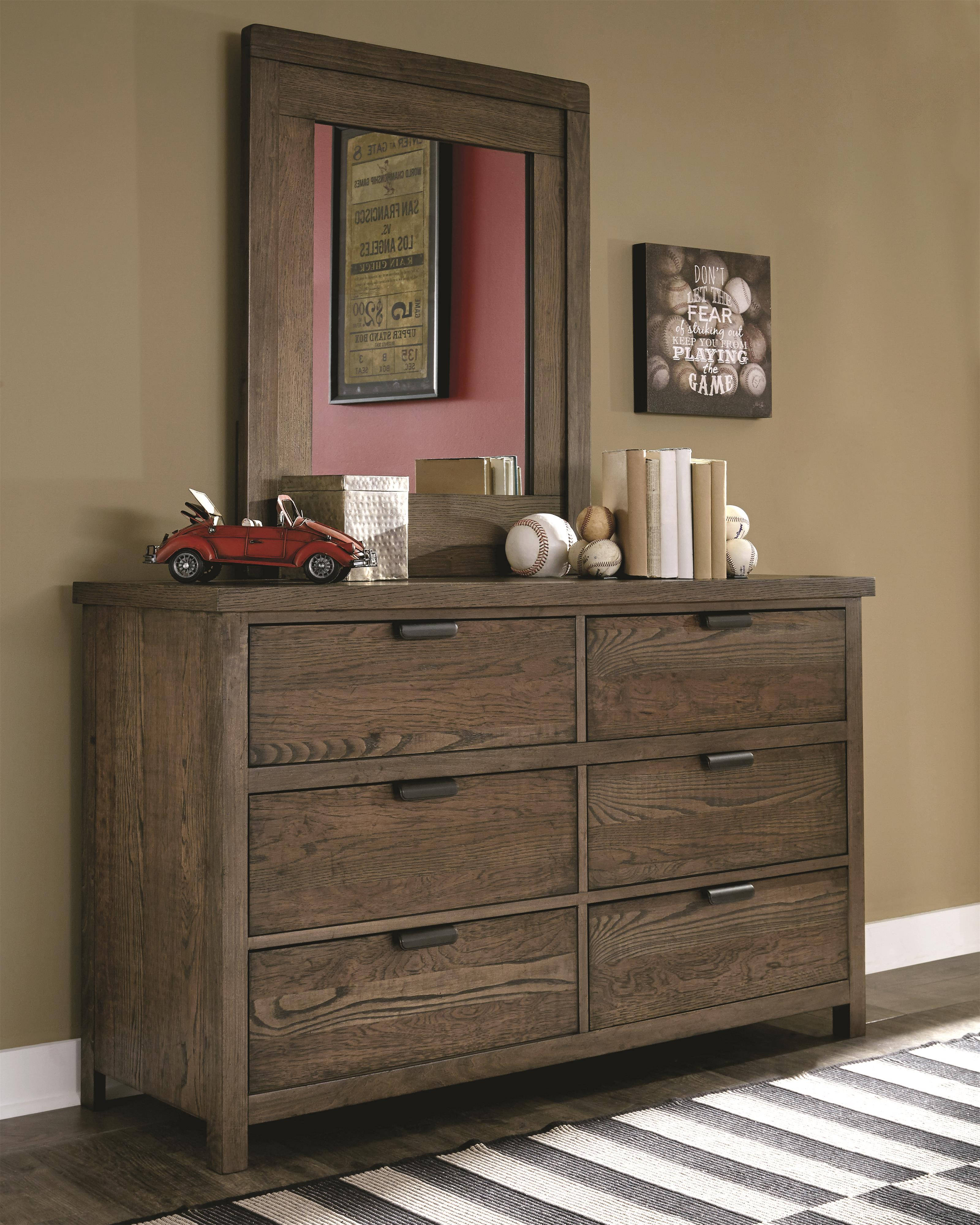 Legacy Classic Kids Fulton County 6 Drawer Dresser With