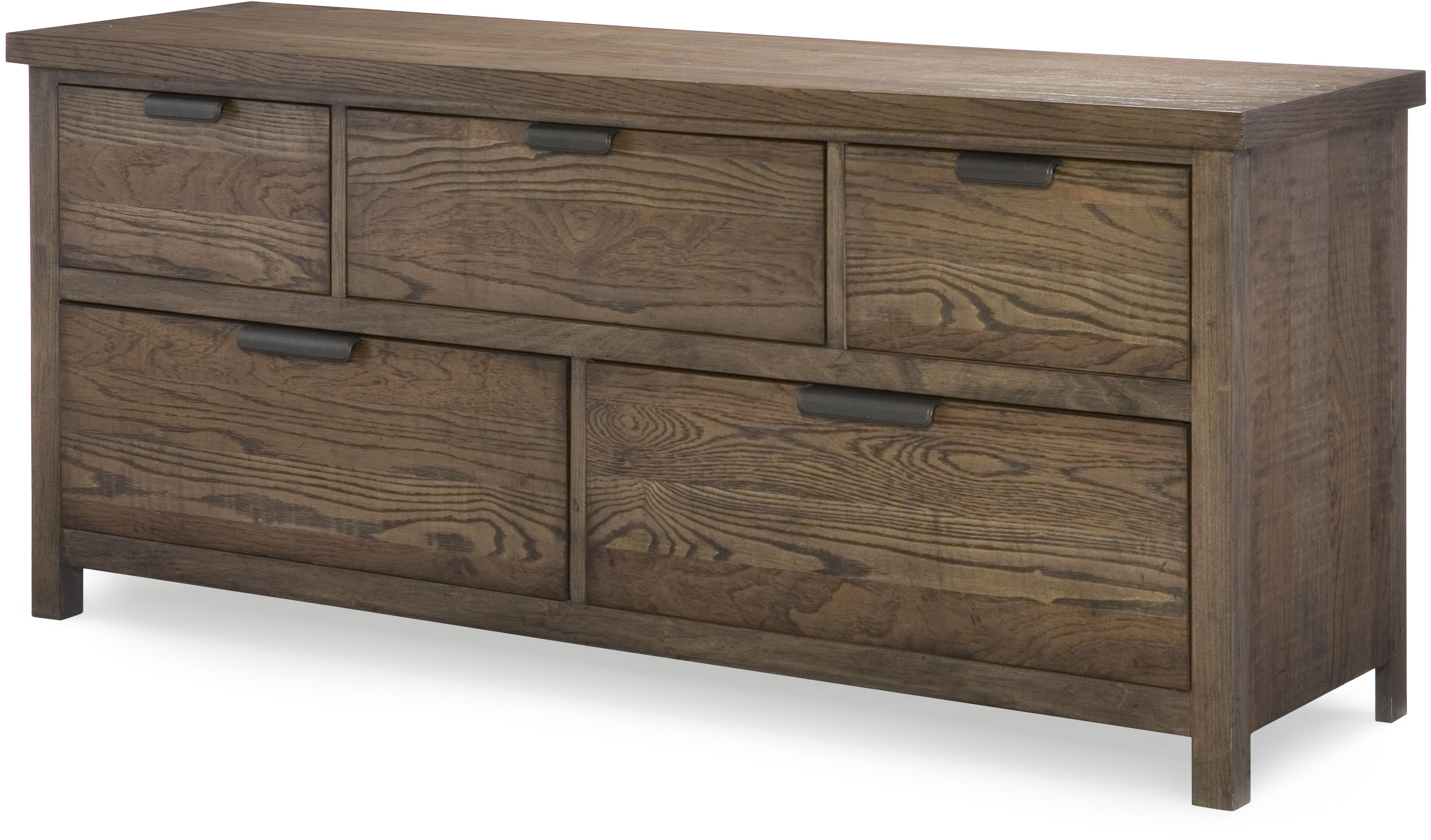Legacy Classic Kids Fulton County 5 Drawer Dresser  - Item Number: 5900-1200