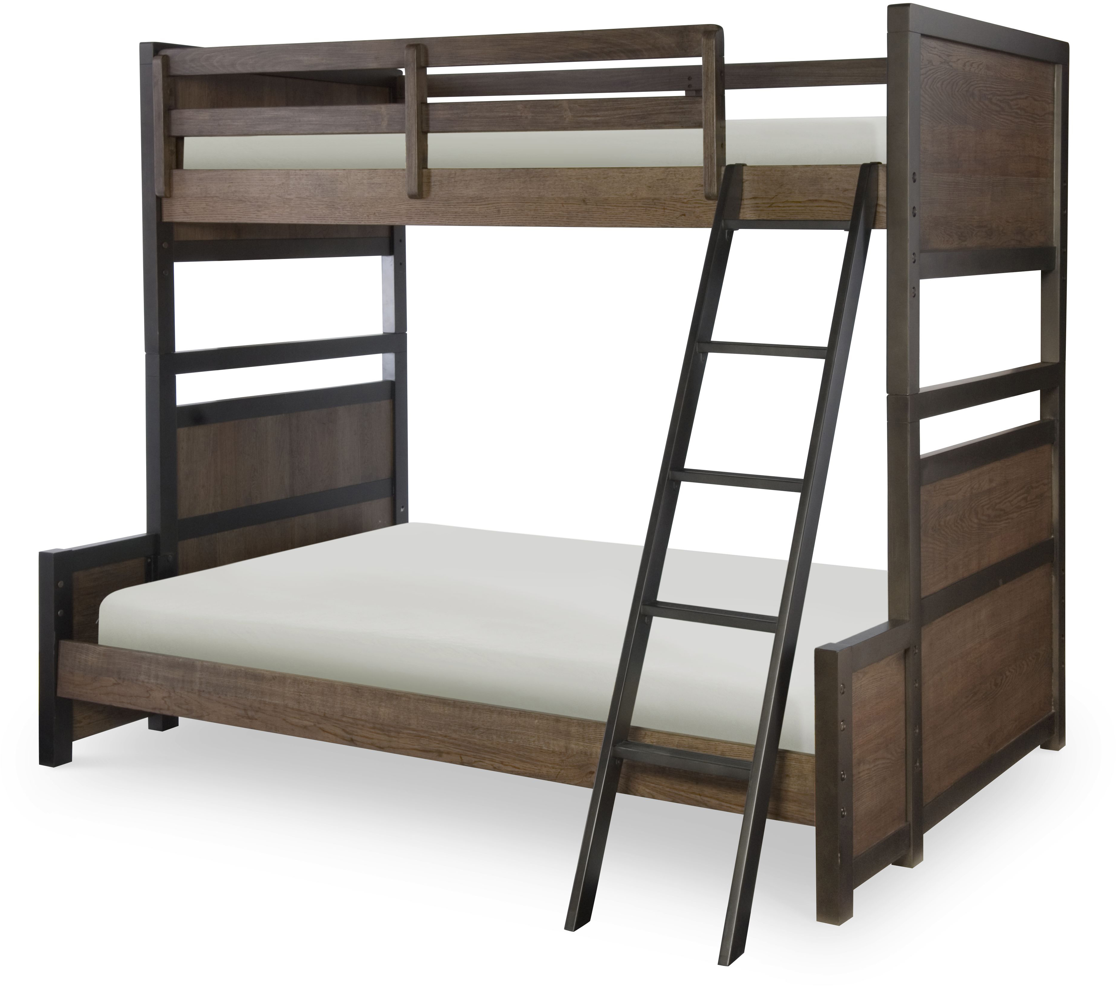 Legacy Classic Kids Fulton County Twin Over Full Bunk Bed - Item Number: 5900-8140K