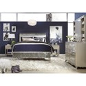 Legacy Classic Kids Glitz and Glam Queen Bedroom Group - Item Number: Queen Bedroom Group 5