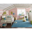 Legacy Classic Kids Grace Twin Bedroom Group - Item Number: 8810 T Bedroom Group 6