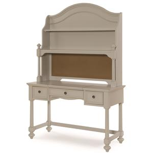 Legacy Classic Kids Haley Desk and Hutch