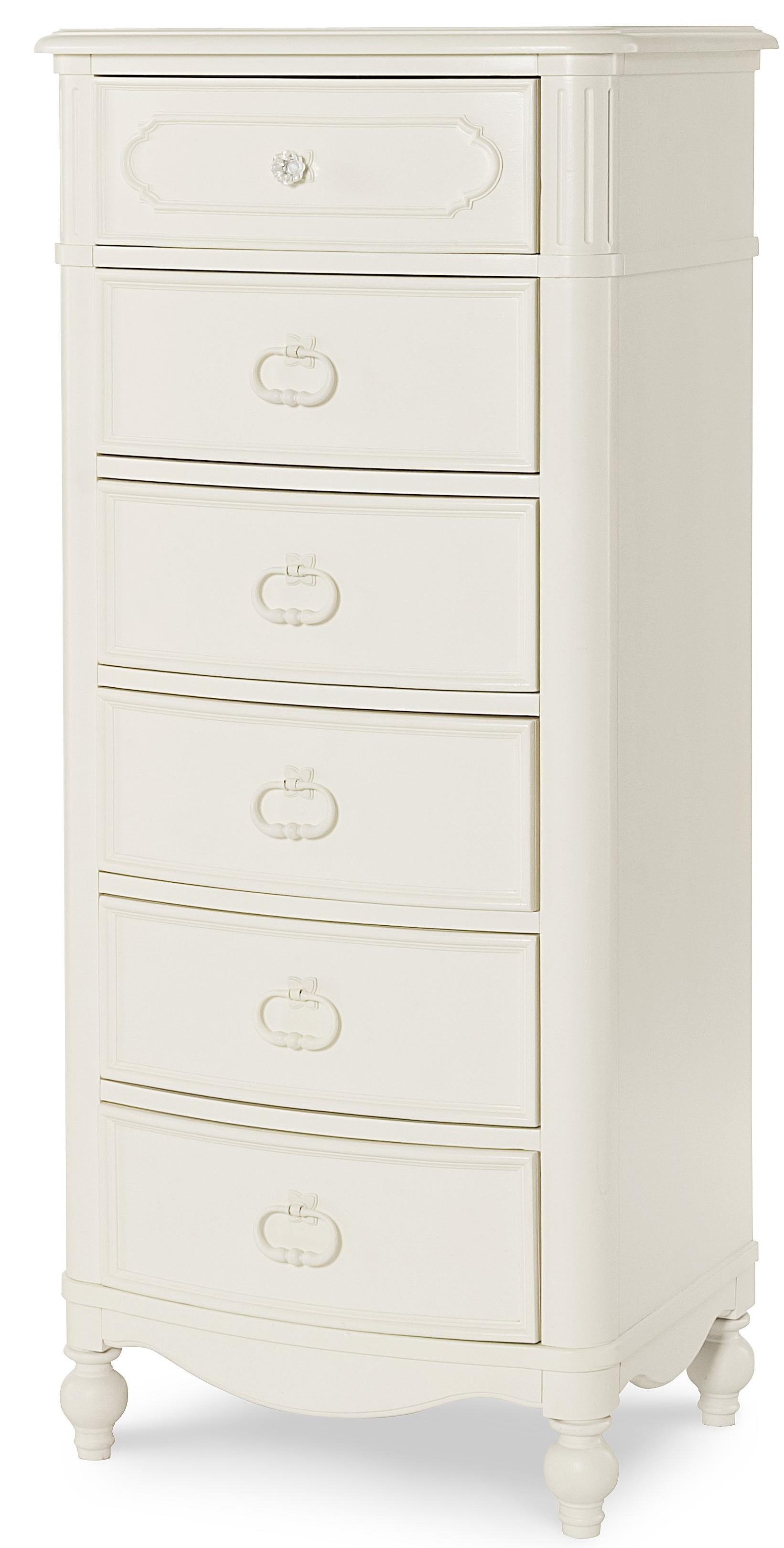Legacy Classic Kids Harmony Lingerie Chest  - Item Number: 4910-2300