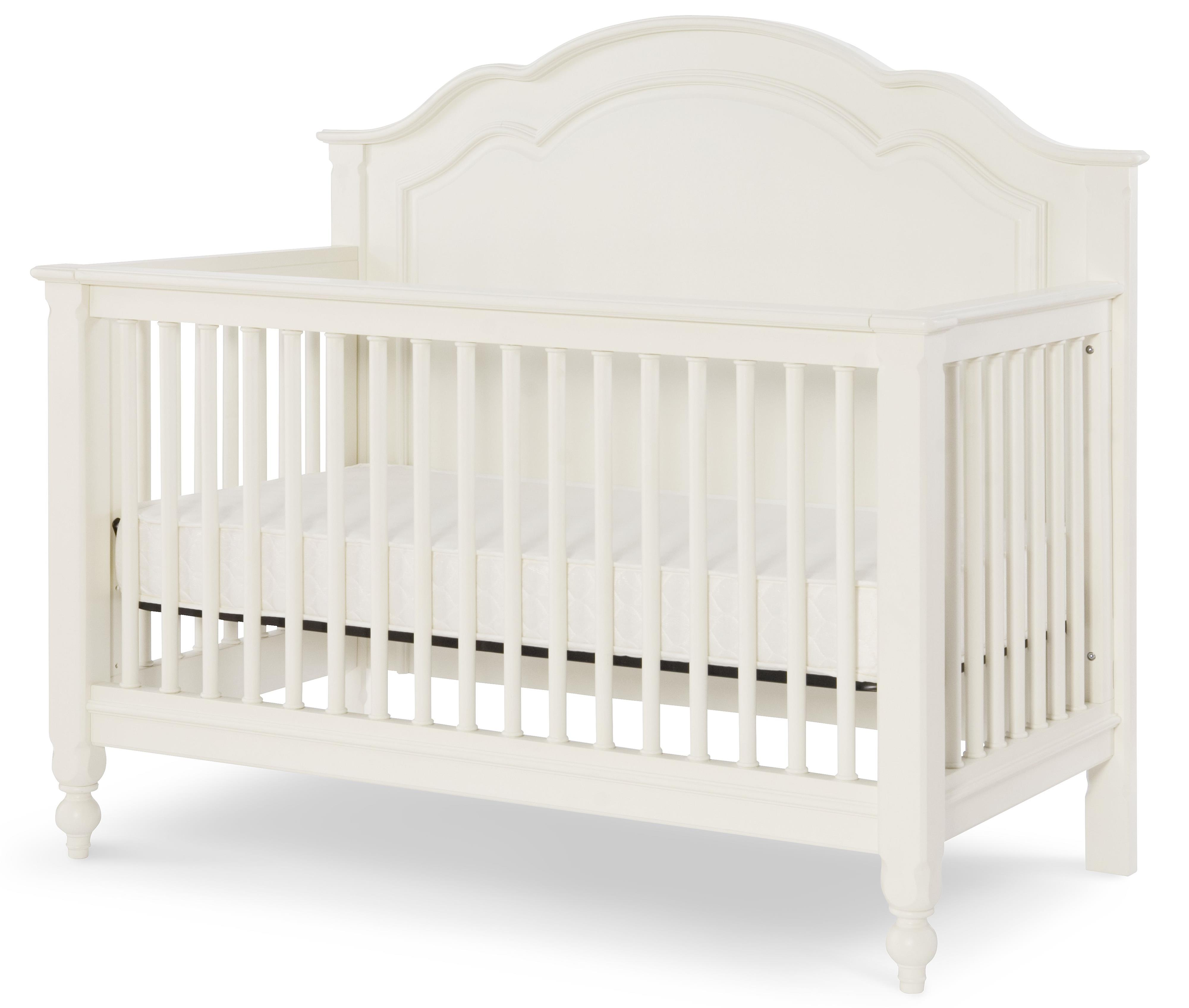 Legacy Classic Kids Harmony Convertible Crib/Toddler Bed/Daybed - Item Number: 4910-8900+20