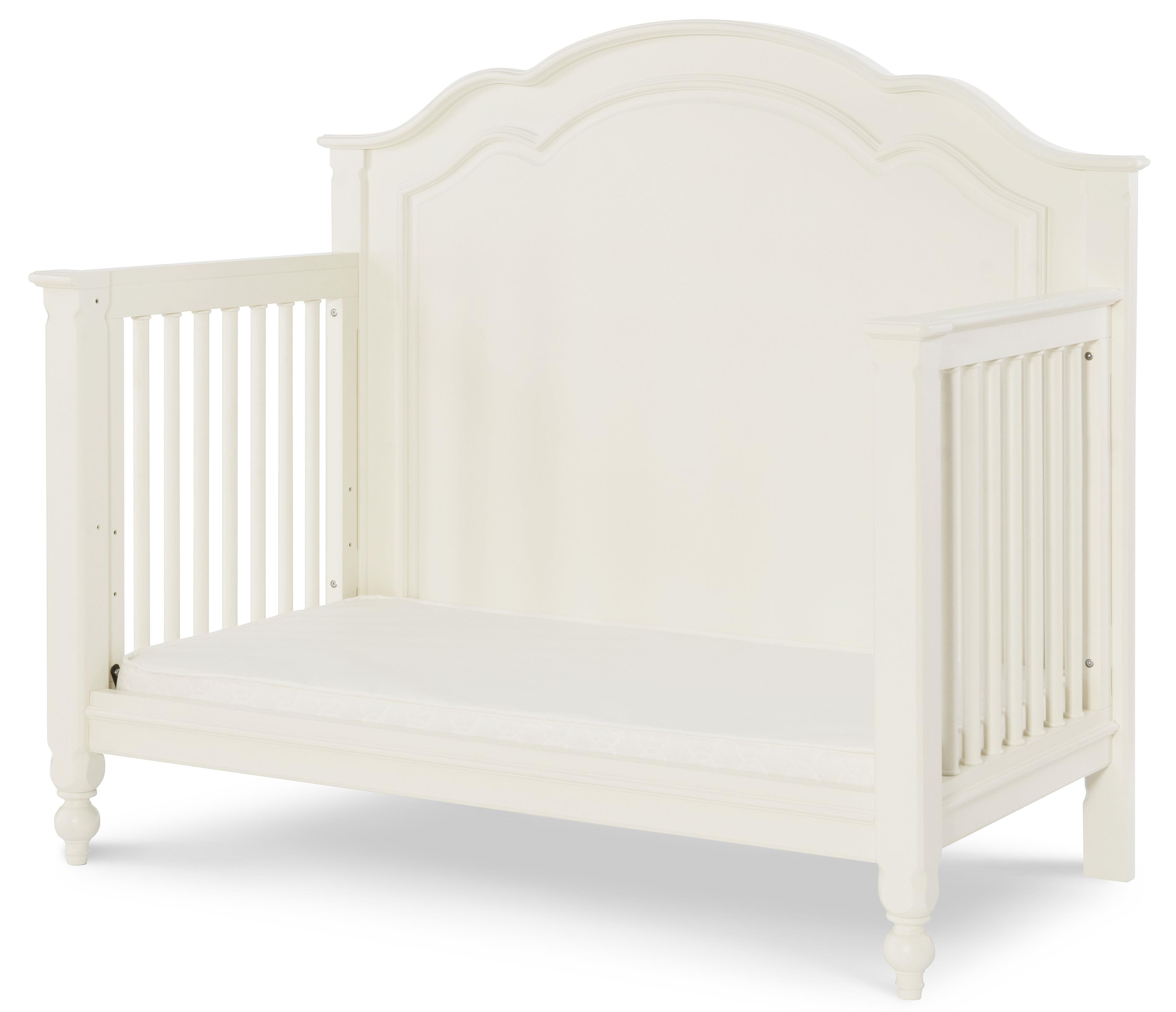 Legacy Classic Kids Harmony Grow With Me Convertible Crib