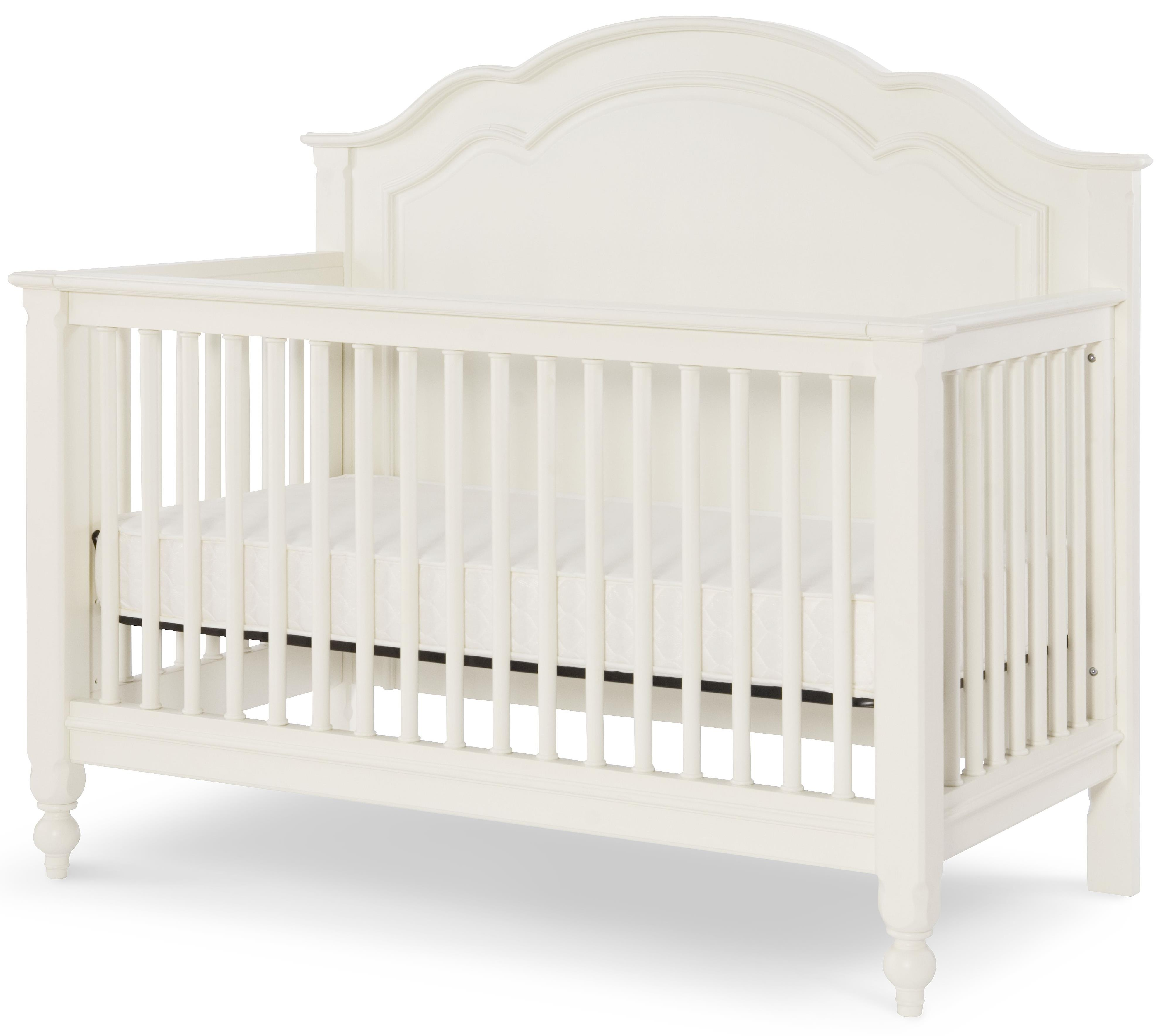 Legacy Classic Kids Harmony Convertible Crib  - Item Number: 4910-8900