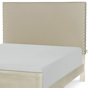Legacy Classic Kids Indio by Wendy Bellissimo Full Upholstered Headboard