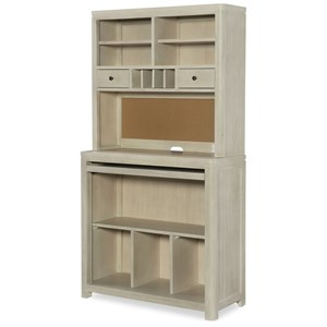 Legacy Classic Kids Indio by Wendy Bellissimo Desk and Hutch