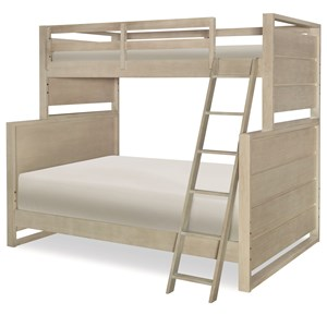 Legacy Classic Kids Indio by Wendy Bellissimo Twin over Full Bunk Bed
