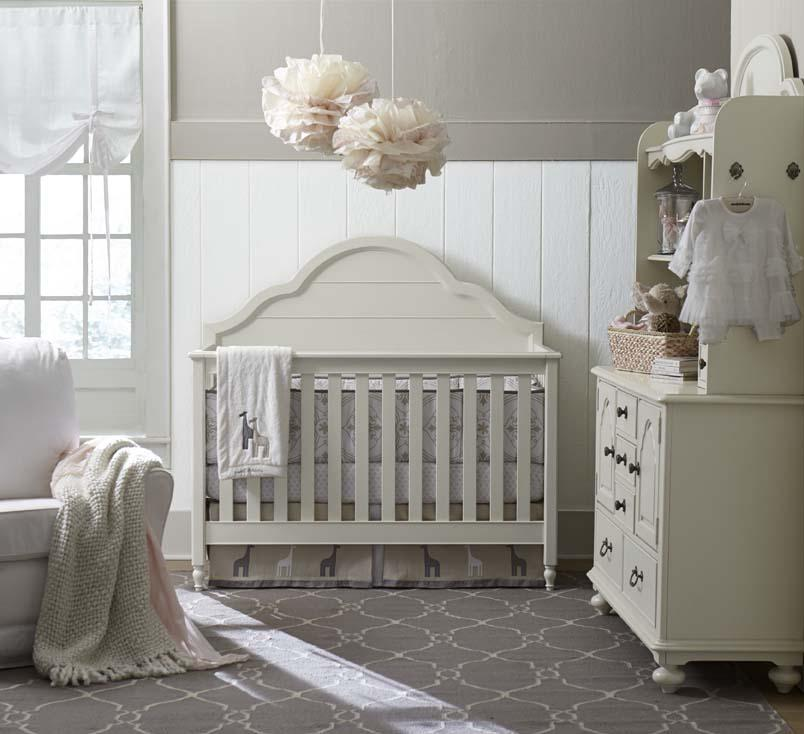 Legacy Classic Kids Inspirations by Wendy Bellissimo Crib Bedroom Group - Item Number: 3830 Crib Bedroom Group