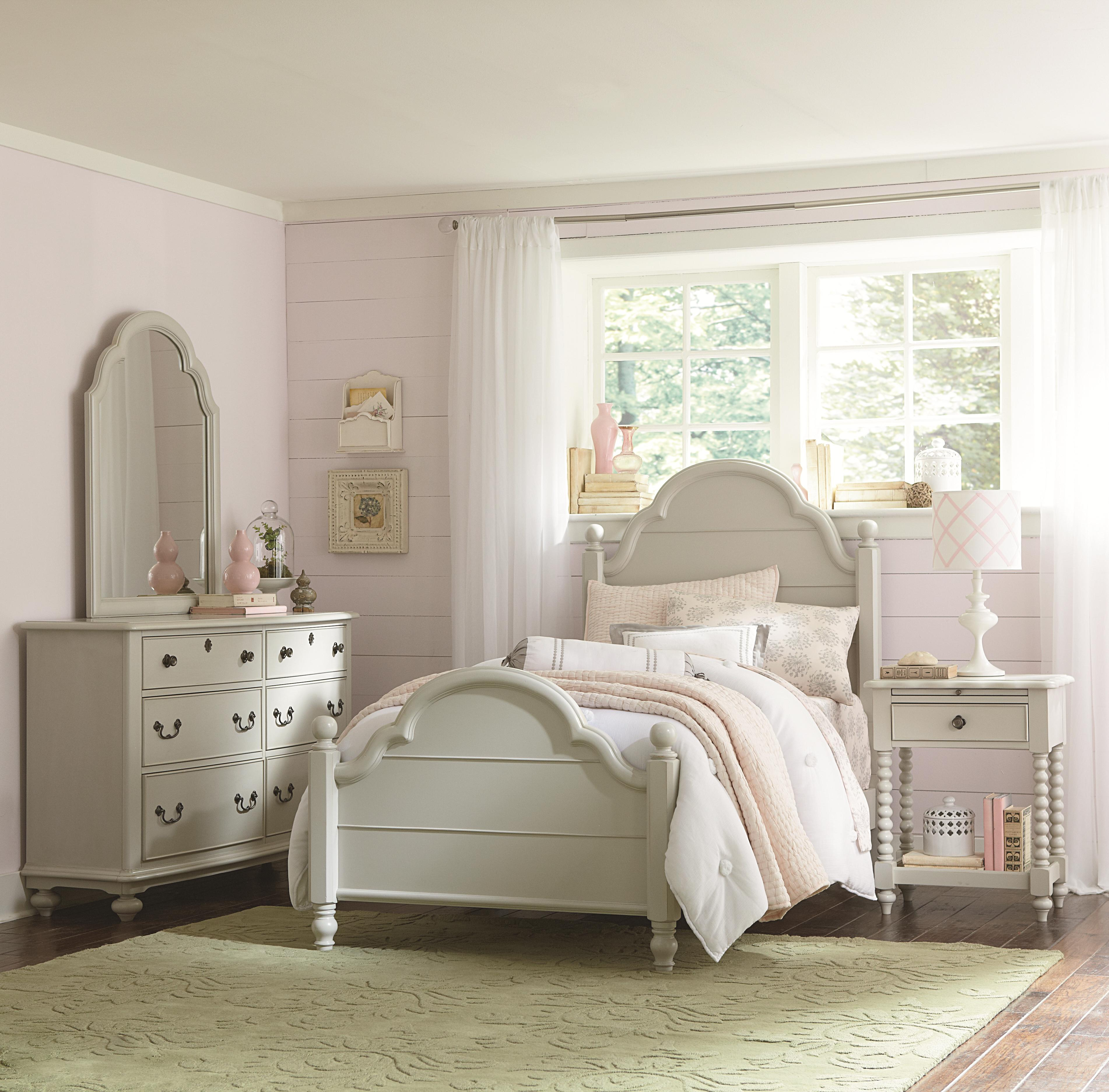 Legacy Classic Kids Inspirations by Wendy Bellissimo Full Bedroom Group 2 - Item Number: 3830 Full Bedroom Group 2