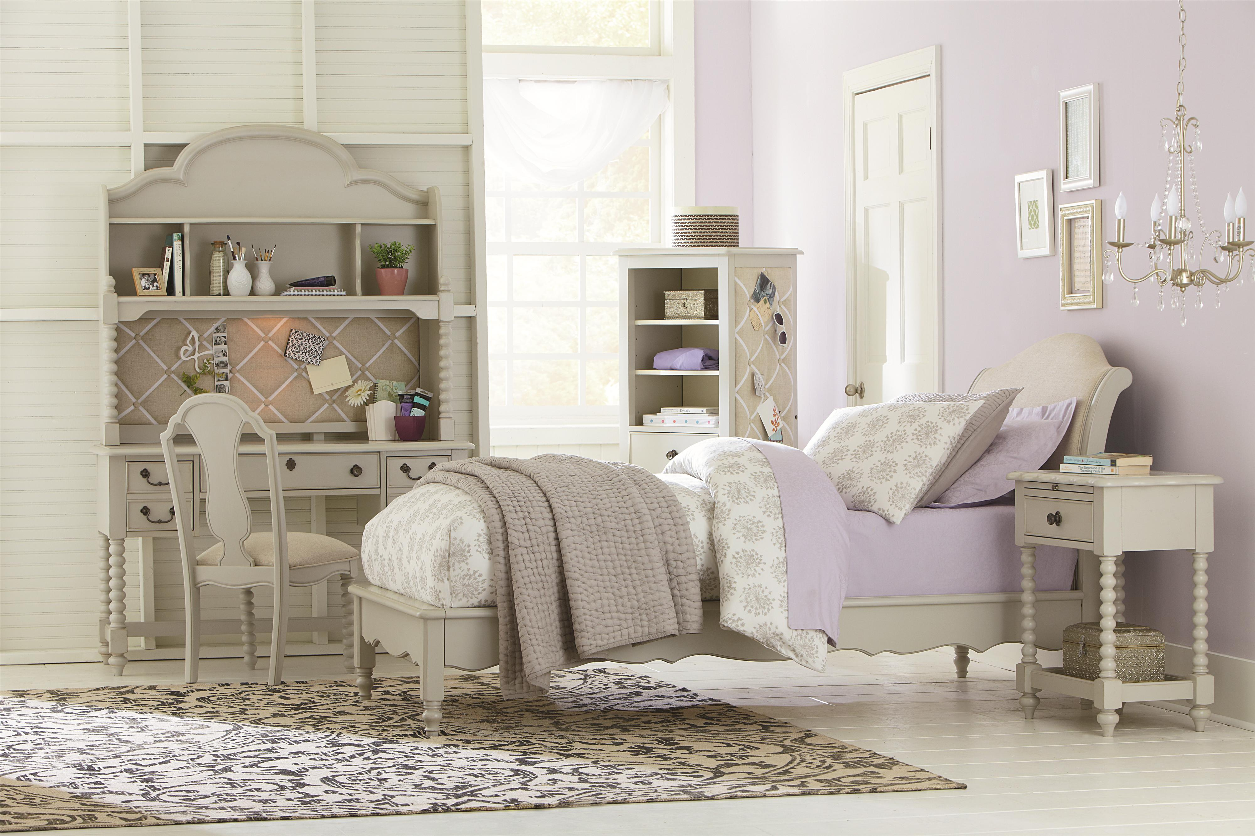 Legacy Classic Kids Inspirations by Wendy Bellissimo Full Bedroom Group 6 - Item Number: 3830 Full Bedroom Group 6