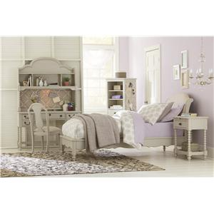 Legacy Classic Kids Inspirations by Wendy Bellissimo Full Bedroom Group 6