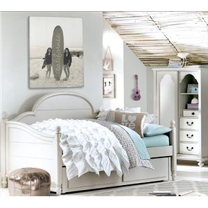 Legacy Classic Kids Inspirations by Wendy Bellissimo Twin Bedroom Group 4