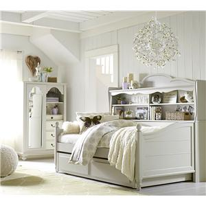 Legacy Classic Kids Inspirations by Wendy Bellissimo Twin Bedroom Group 5