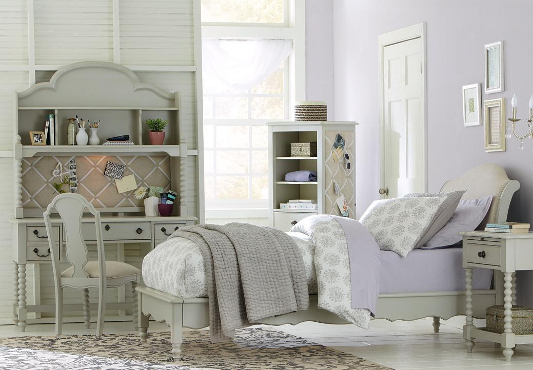 Legacy Classic Kids Inspirations by Wendy Bellissimo Twin Bedroom Group 6 - Item Number: 3830 Twin Bedroom Group 6
