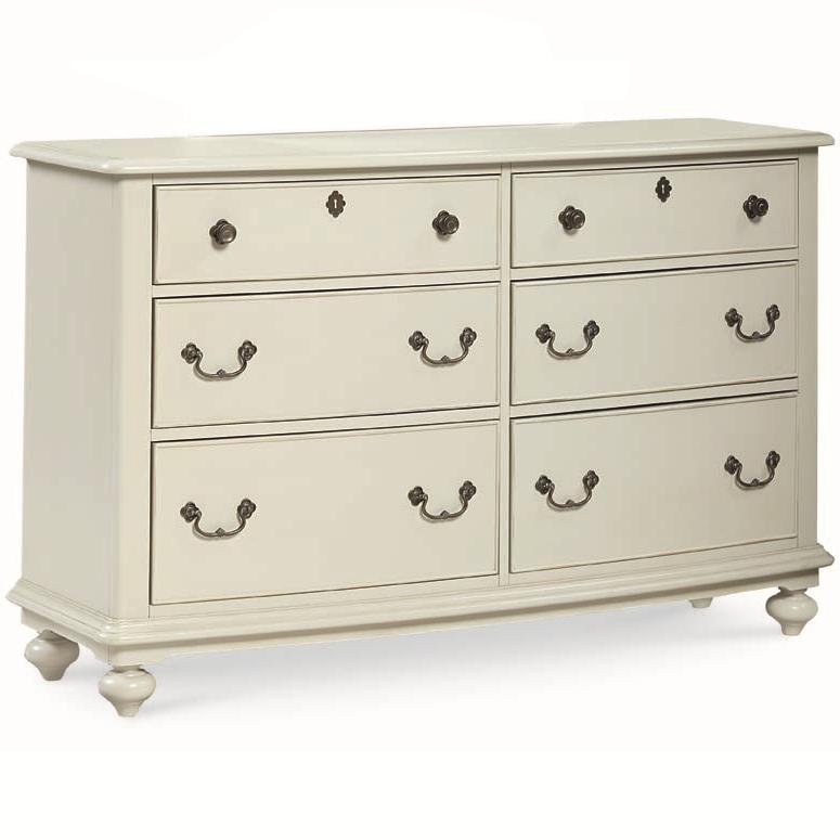 Legacy Classic Kids Inspirations by Wendy Bellissimo Dresser - Item Number: 3830-1100