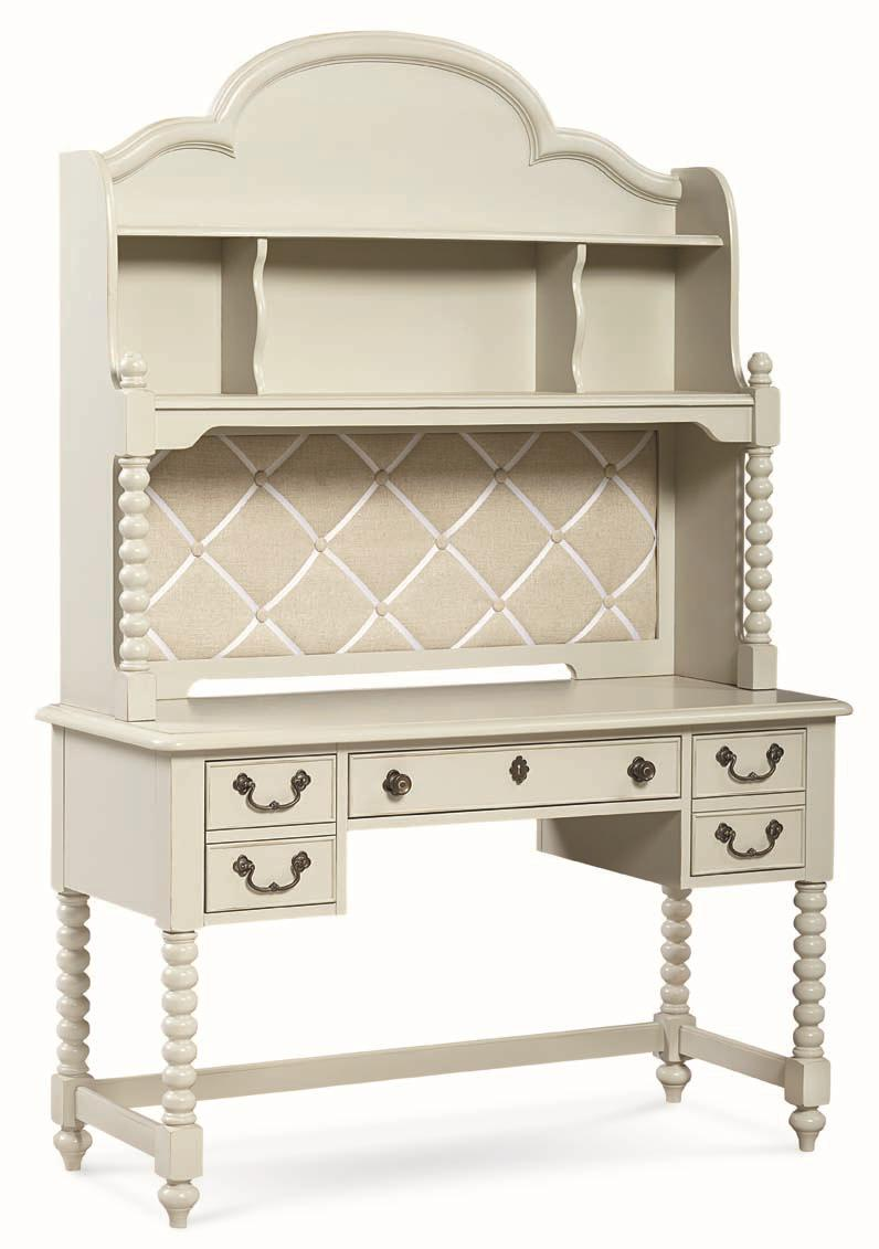 Legacy Classic Kids Inspirations by Wendy Bellissimo Desk and Hutch - Item Number: 3830-6100+6200