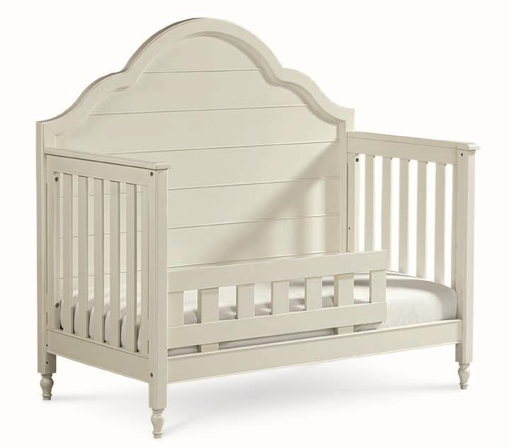 Legacy Classic Kids Inspirations by Wendy Bellissimo Toddler Bed - Item Number: 3830-8900+20