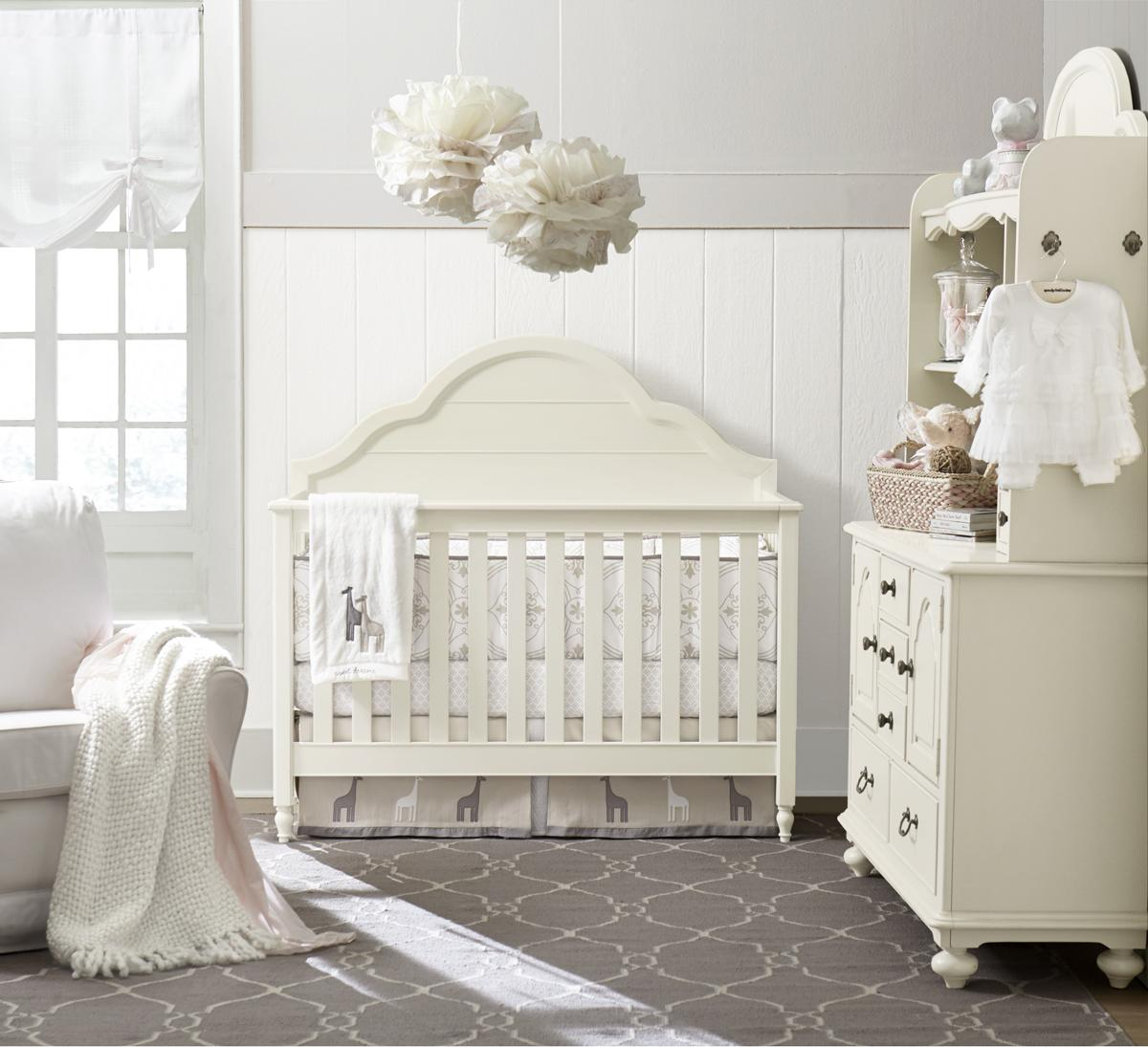 Legacy Classic Kids Inspirations by Wendy Bellissimo Crib Bedroom Group - Item Number: 3832 Crib Bedroom Group