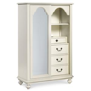 Legacy Classic Kids Inspirations by Wendy Bellissimo 4-Drawer Dressing Chest