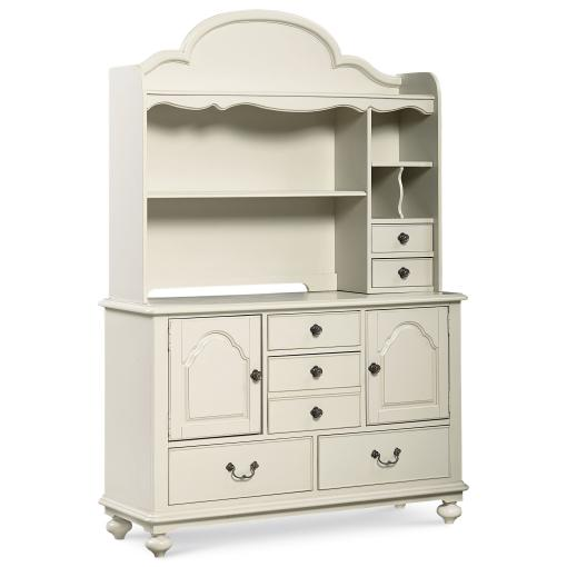Legacy Classic Kids Inspirations by Wendy Bellissimo Dresser and Hutch - Item Number: 3832-7201+1300