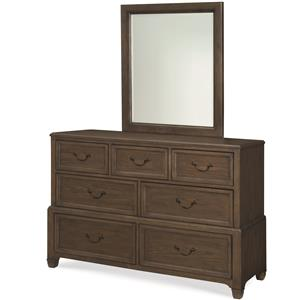Legacy Classic Kids Kenwood Dresser and Mirror Set
